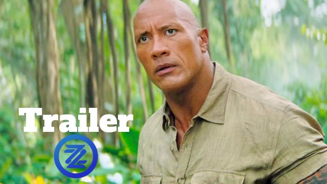 Jumanji: The Next Level Trailer #1 (2019) Dwayne Johnson, Kevin Hart Action Movie HD