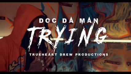 "Doc Da Man - ""Tryna Lie"" | HHV On The Rise"