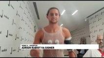Adrien Rabiot va signer à la Juventus
