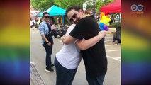 The Power of a Hug - Saving LGBTQ Lives Through Love