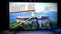 TEST : On a essayé la TV 8K de Sony de 85 pouces à 17 000 €