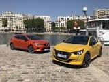 Renault Clio 5 vs Peugeot 208