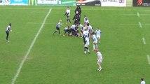 U12 (6) - jeu en mouvement Comportements observables (Organisation défensive)