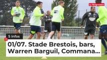 Le Tour de Bretagne en 5 infos - 01/07/19
