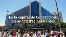 Las 11 ciudades más grandes de Chile