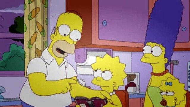 The Simpsons Season 21 Episode 13 The Color Yellow
