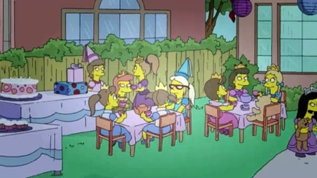 The Simpsons Season 21 Episode 18 Chief of Hearts