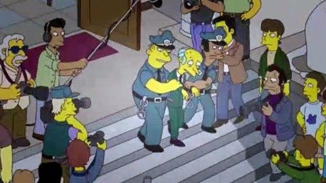 The Simpsons Season 21 Episode 17 American History X-Cellent