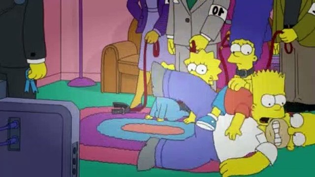 The Simpsons Season 21 Episode 16 The Greatest Story Ever Dohed