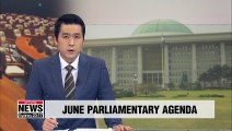 Rival parties agree on schedules for policy speeches, interpellation session