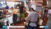 Hautes-Alpes : un refuge de montagne autonome en énergie