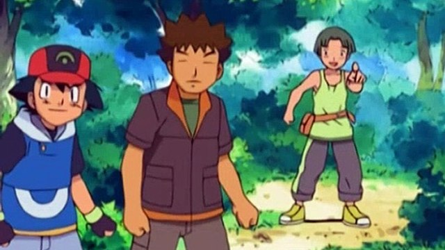 Pokemon Season 9 Episode 38 Aipom And Circumstance