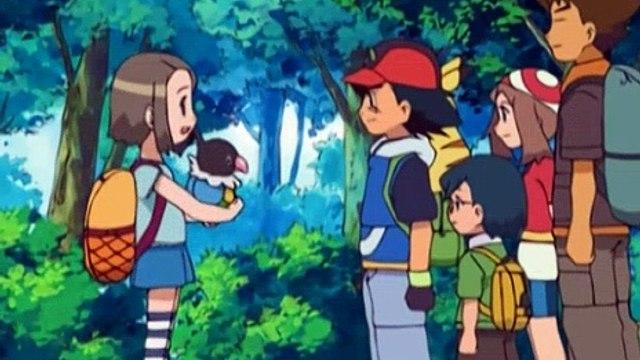 Pokemon Season 9 Episode 39 Strategy Tomorrow Comedy Tonight!