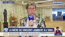 """Affaire Lambert: """"La France ne nous entend pas"""", assure la mère de Vincent Lambert"""