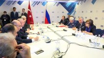 Turkey inks interparliamentary cooperation deal with Russia