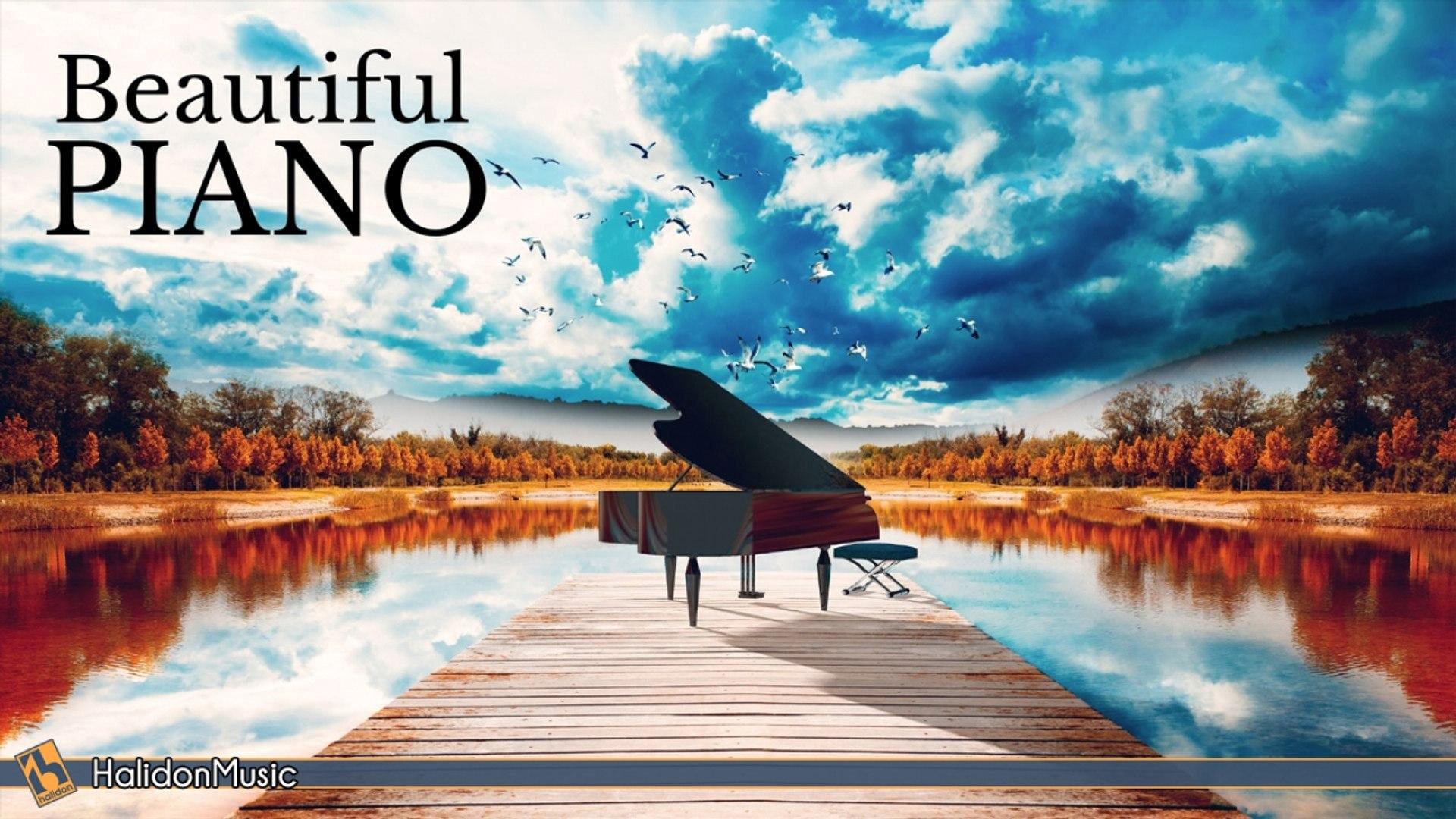 Beautiful Piano Music - Relaxing Modern Piano