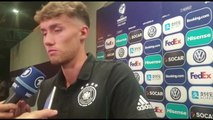I'm proud of winning the Golden Boot but it's not enough - Germany striker Waldschmidt