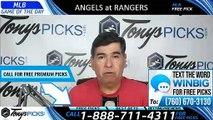 Los Angeles Angels vs Texas Rangers 7/1/2019 Picks Predictions Previews