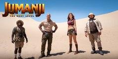 Jumanji 3 Next Level - Official Trailer - Dwayne Johnson, Kevin Hart vost