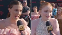 'Stranger Things': Millie Bobby Brown and Sadie Sink Spill on Eleven and Max's Season 3 Friendship