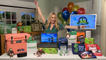 Woot! Summer Deals with Chassie Post