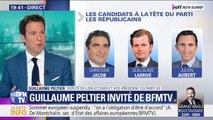 """Guillaume Peltier """"réfléchit sérieusement"""" à se présenter à la présidence des Républicains"""