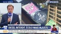 """Circulation différenciée: """"On est toujours dans l'écologie punitive"""", déplore Jean-Didier Berger"""