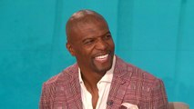 The Talk - Terry Crews On 'White Chicks' Sequel Song; 'it might have a little rap thing in there'