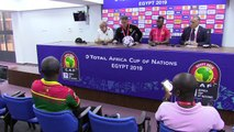 Angola and Mali speak ahead of their AFCON Group E game