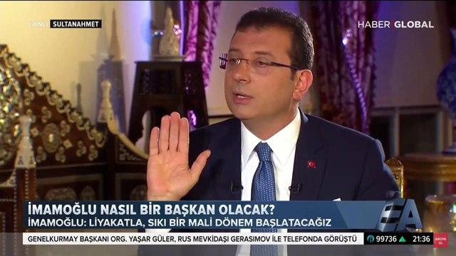 Ekrem İmamoğlu İBB Genel Sekreteri'ni açıkladı!