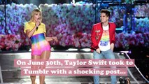 """Taylor Swift called out Justin Bieber's manager Scooter Braun for """"bullying"""" her, and A-listers are taking sides"""