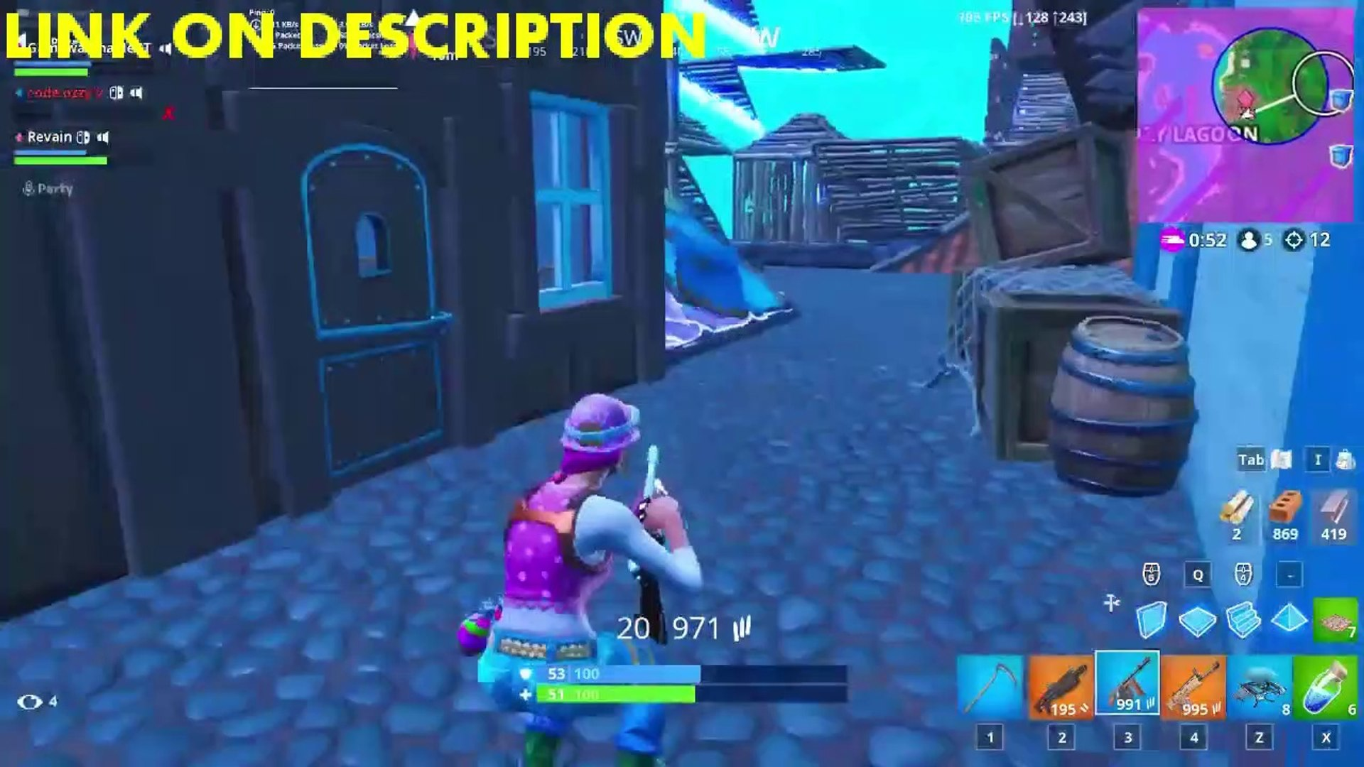 Freevbucks Co i found the first free vbucks glitch in fortnite (free vbucks trick!)