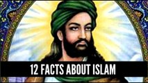 12 Facts About Islam & Prophet Mohammad In Their Text's Own Words