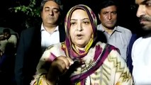 Wife of Rana Sanaullah Emotional After His Arrest