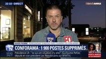 """1900 postes supprimés à Conforama: selon ce syndicaliste, """"le groupe Conforama fonctionne très bien à l'échelle européenne"""""""