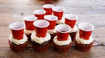 These Beer Pong Cupcakes Are The Life Of The Party