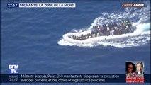GRAND ANGLE – Ce pilote d'avion est l'un des derniers à repérer des embarcations de migrants en détresse