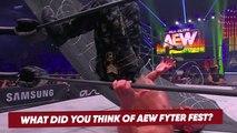 BOTCHED AEW Chair Shot On Cody Rhodes!   WrestleTalk News July 2019