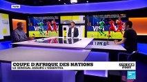 CAN-2019 : Le Sénégal assure l'essentiel face au Kenya (3-0)