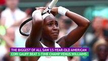 Wimbledon Day One- Shocks