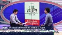 """Livre du jour: """"The Valley: Une histoire politique de la Silicon Valley"""" (Éd. Les Arènes) - 01/07"""