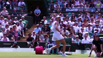 15-year-old produces shock and defending champions progress on day one at Wimbledon