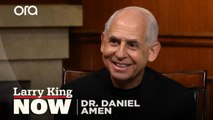 'Love your brain, love your life': Dr. Daniel Amen talks brain health