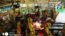 中国が「未来の工場」づくり急ぐ