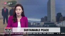 UN Secretary General Antonio Guterres lauds progress in N. Korea-U.S. ties