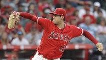 Los Angeles Angels pitcher Tyler Skaggs dies at 27