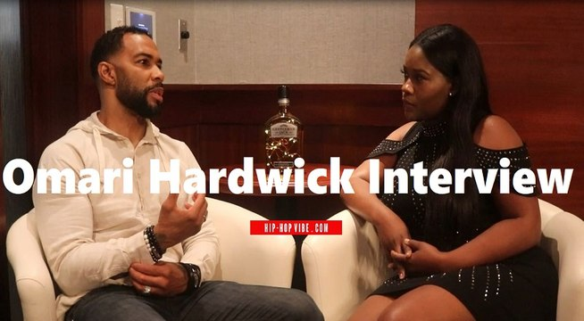 """HHV Exclusive: Omari Hardwick talks """"Power"""" final season, potential prequel, 50 Cent's influence, and being versatile"""