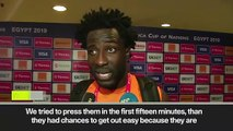 (Subtitled) Bony insists Ivory Coast 'don't need to be happy' after AFCON win
