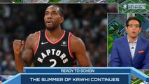 Time to Schein: What team will Kawhi pick?