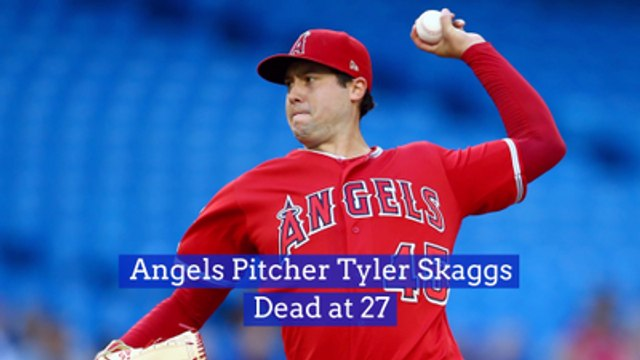 MLB Star Tyler Skaggs Is Suddenly Found Dead